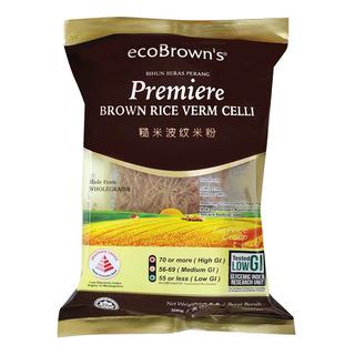 EcoBrown's Premiere Brown Rice Vermicelli