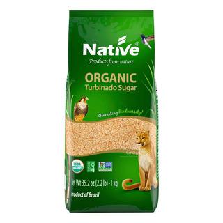 Native Organic Sugar - Turbinado ...