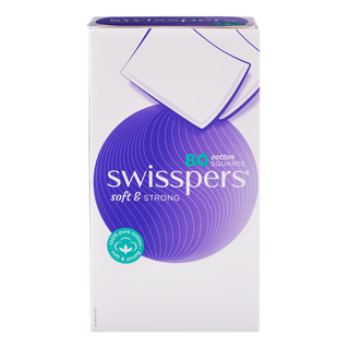 Swisspers Cotton Pads - Square