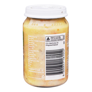 Heinz Baby Soft Lumps Food - Creamy Pasta & Tuna (8 Months)