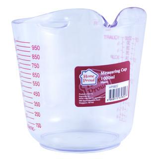 HomeProud Plastic Measuring Cup