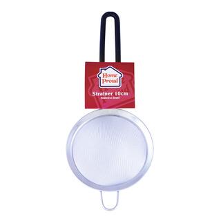HomeProud Stainless Steel Strainer (10cm)