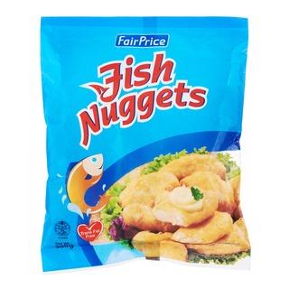 FairPrice Frozen Fish Nuggets