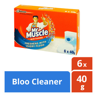 Mr Muscle Bloo Cleaner
