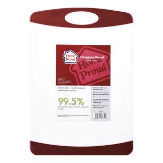 HomeProud Chopping Board - Anti Bacterial (35 x 25cm)