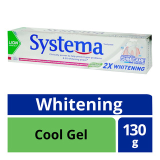 Systema Gum Care Whitening Toothpaste - Cool Gel
