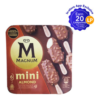 Magnum Mini Ice Cream - Almond