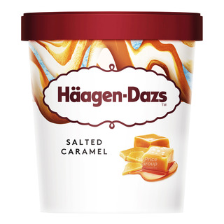 Haagen-Dazs Ice Cream - Salted Caramel