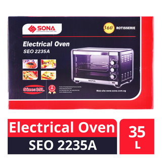 Sona Electrical Oven