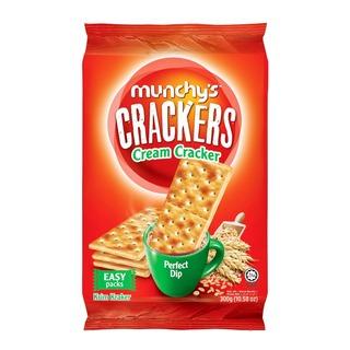 Munchy's Crackers - Cream