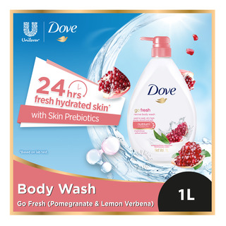 Dove Body Wash - Go Fresh Revive