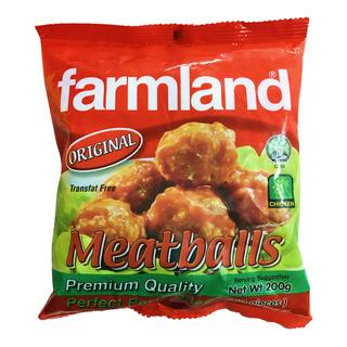 Farmland Frozen Chicken Meatballs - Original