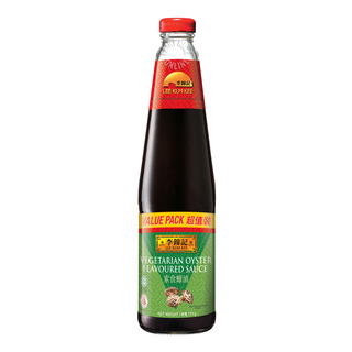 how to make vegetarian oyster sauce