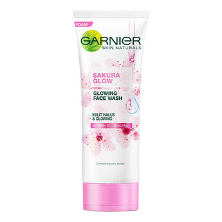 Garnier Cleansing Foam - Sakura White