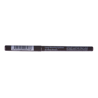Silkygirl Long-Wearing Eyeliner - Black Brown