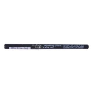 Silkygirl Long-Wearing Eyeliner - Black Black