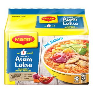 Maggi 2-Minute Instant Noodles - Asam Laksa