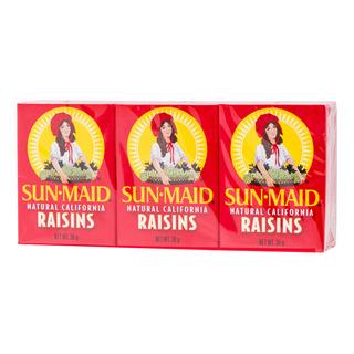 Sun-Maid Natural California Raisins - Box