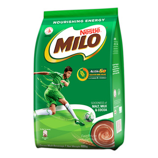 Milo Instant Chocolate Malt Drink Powder Refill - Regular