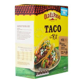 Old El Paso Taco Kit - Mild Spicy