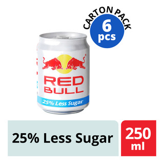 Red Bull Energy Can Drink - 25% Less Sugar
