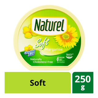 Naturel Cholesterol Free Margarine - Soft