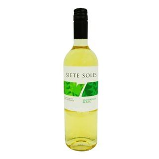 Siete Soles White Wine - Sauvignon Blanc