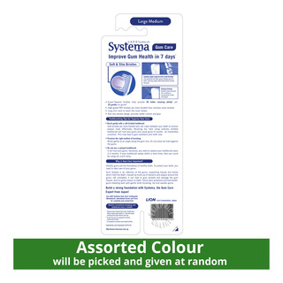 Systema Gum Care Toothbrush - Large (Medium)