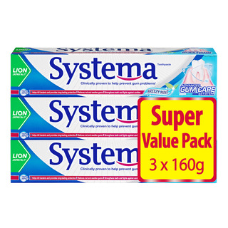 Systema Gum Care Toothpaste - Breezy Mint
