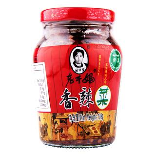 Laoganma Sauce Condiments - Chili Chinese Cabbage