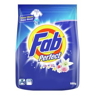 Fab Detergent Powder - Perfect