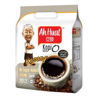 Ah Huat Instant Traditional Black Coffee - Kopi O Kosong