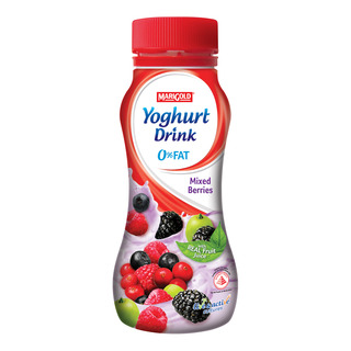 F&N Magnolia Yoghurt Bottle Drink - Mixed Berries