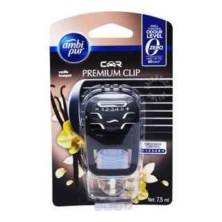 Ambi Pur Car Premium Clip Air Fresherner - Vanilla Bouquet