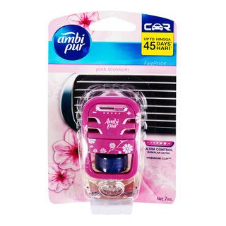 Ambi Pur Car Air Freshener - Pink Blossom
