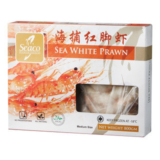 Seaco Frozen Sea White Prawn (M)
