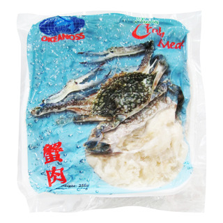 Okeanoss Frozen Crab Meat