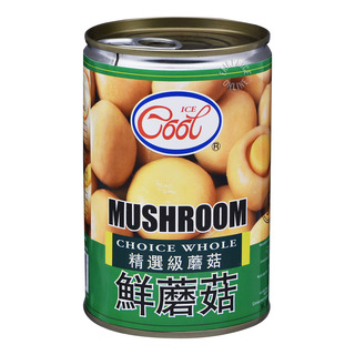 Ice Cool Mushroom - Choice Whole