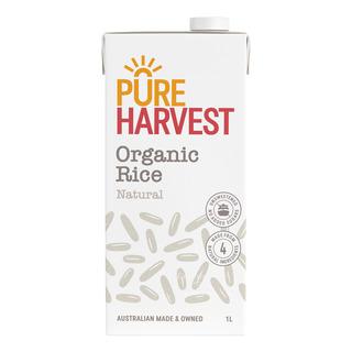 Pureharvest Organic Rice Milk