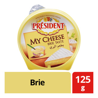 President My Cheese Spreadable Cheese - Brie