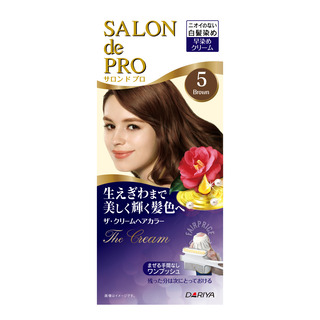 Salon de Pro The Cream Hair Colour - 5 Brown