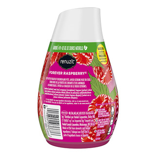 Renuzit Gel Air Freshener - Forever Raspberry