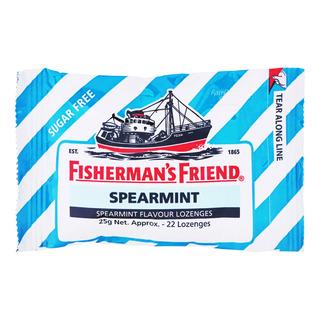 Fisherman's Friend Sugar Free Lozenges - Spearmint