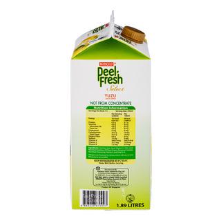 Marigold Peel Fresh Select Juice - Yuzu