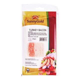 Sunny Gold Bacon - Turkey