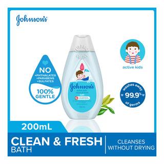 Johnson's Baby Bath Wash - Active Fresh