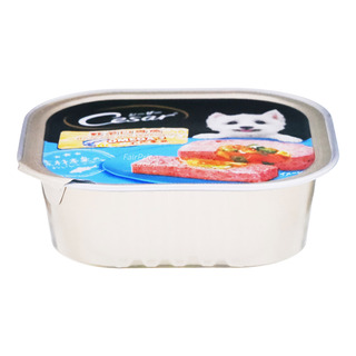 Cesar Dog Wet Food - White Fish with Vegetables