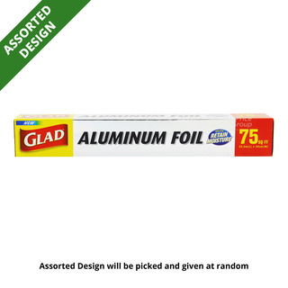 Glad Aluminum Foil (75 square feet)