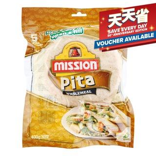 Mission Pita - Wholemeal