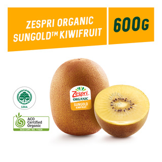 Zespri New Zealand Kiwifruit - SunGold (Organic)
